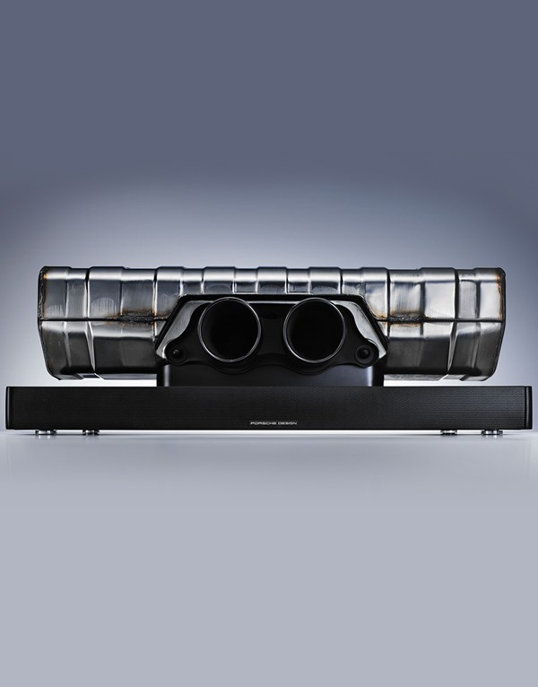 enceinte porsche design pot d 39 chappement 911 porsche bordeaux et la rochelle. Black Bedroom Furniture Sets. Home Design Ideas