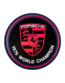 Autocollant World Champion 1976